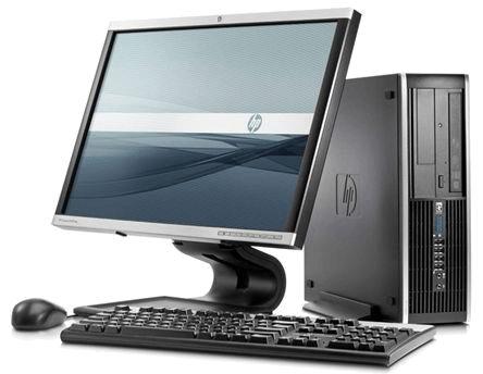 Poste de travail HP performant